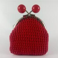 Πορτοφόλι Cristy Κόκκινο