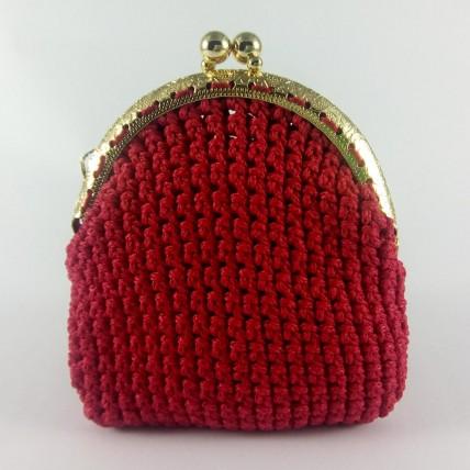 Λόρα Κόκκινο Πορτοφόλι