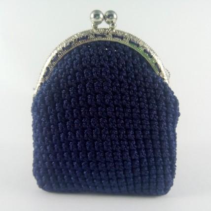 Λόρα Μπλε σκούρο Πορτοφόλι