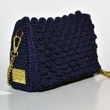 Τσάντα ώμου Αριάδνη Μπλε